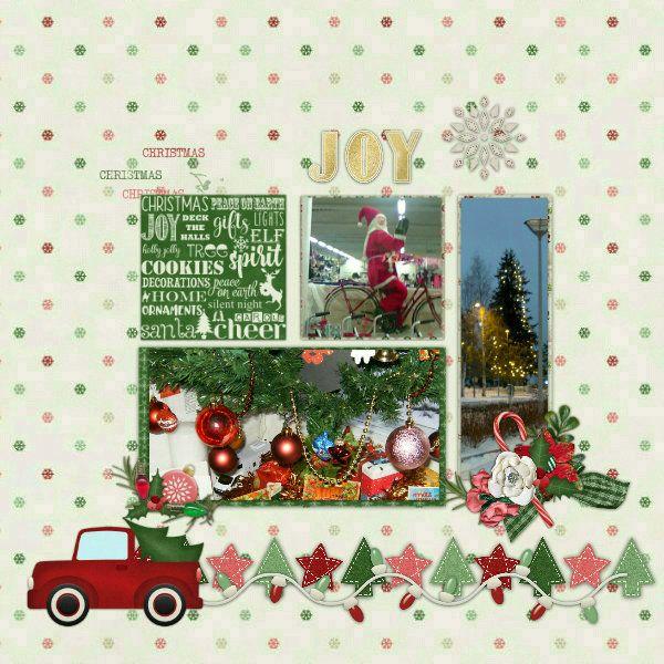 Christmas+Joy - Scrapbook.com