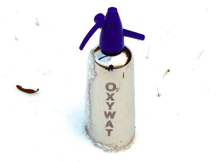Oxywat in snow