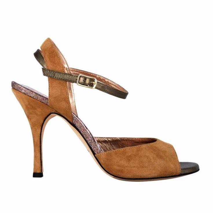 BANDOLERA A2 DAIM M.-T9<br>Chaussure de tango