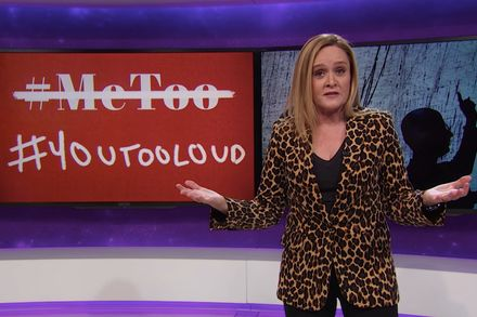 Samantha Bee Weighs In on the Claims Against Aziz Ansari
