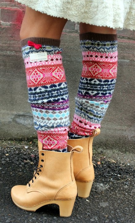 <3 Odd molly socks <3 I think they would be awesome with western boots! ~ EED