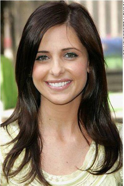 Sarah Michelle Gellar Natural Hair Colour