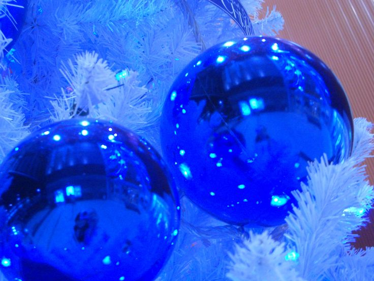 16 best Blue Christmas images on Pinterest | Blue christmas ...