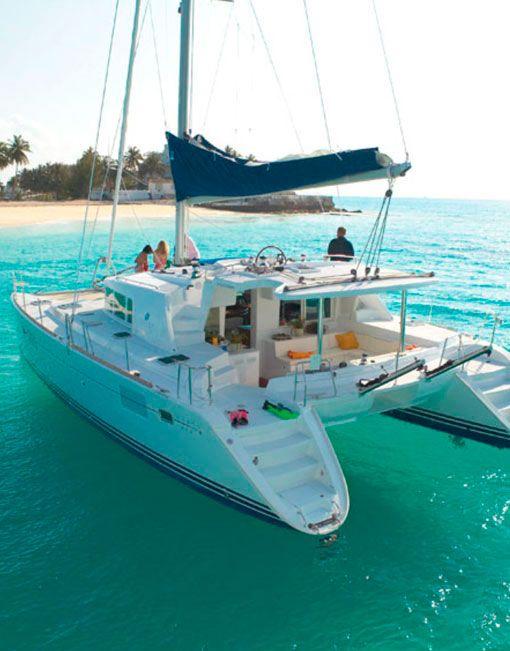 Yachtcharter im Griechenland mit Lagoon 440 Katamaran