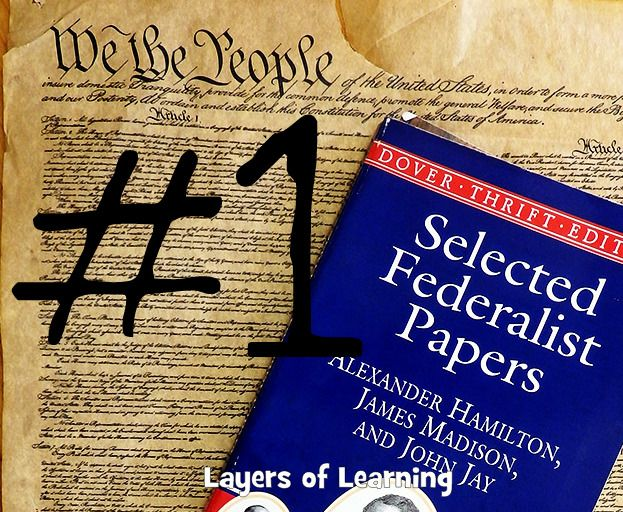 an introduction to the history of the federalist Next section 'the historical introduction and formation of the constitution' chapter  1: introduction, constitutional underpinnings and federalism ever since it.