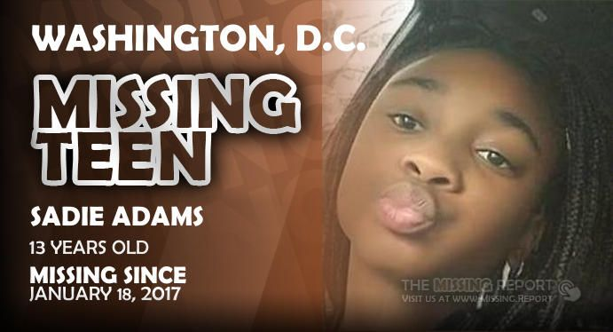 Washington D.C. Missing Report - #DistrictOfColumbia, #Washington #Missing #MissingPerson #MissingPersons #MissingPeople #MissingReport #MissingUSA #MissingUnitedStates #MissingAmerica #MissingPeopleAmerica #MissinginAmerica #America #UnitedStates #USA #WashingtonDC #MissingDC #WashingtonDCMissing #WashingtonDCNews #Lost #Share #Help #PleaseHelp #PleaseShare #LostnMissing - http://sha-re.me/24ej