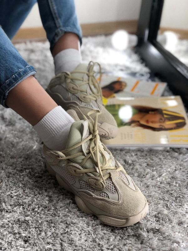 673f3becd88 Buy Womens Adidas Yeezy Boost 500 Salt shoes online  sneakers  fashion   shoes  sport  fitness  running  streetfashion  men  woman  style  outfit   adidas ...