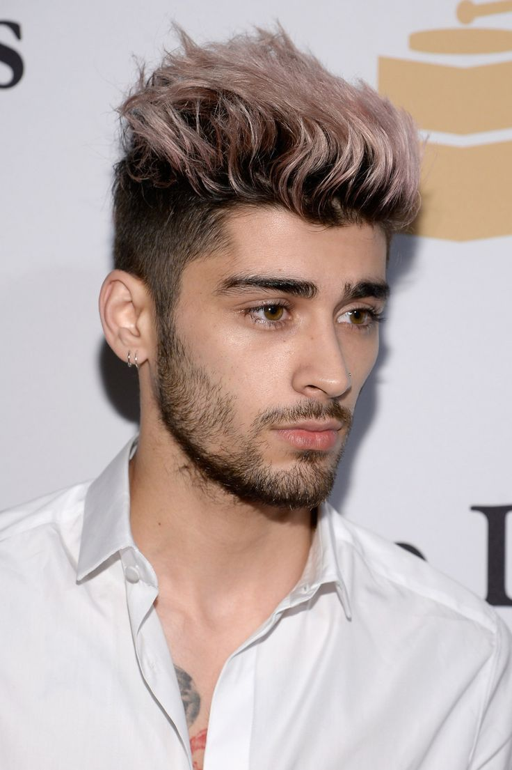 Zayn Malik's Hair Game Is Too Fucking Strong And Here's The Proof