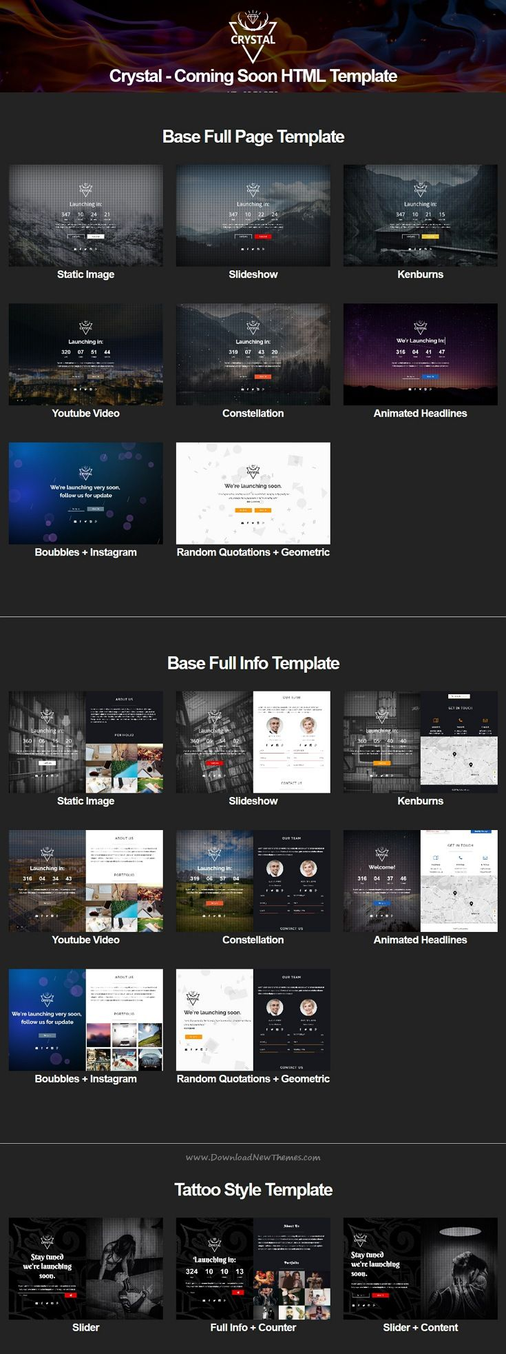 438 best Best Responsive Coming Soon Template images on Pinterest