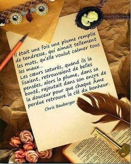 Citations option bonheur: La plume magique qui console les coeurs