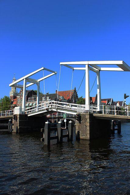 Gravestenenbrug, Haarlem, Netherlands