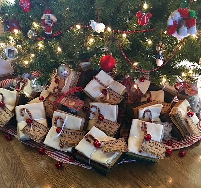 WE HOPE YOU HAD FUN AT OUR VERY MERRY CHRISTMAS PARTY!  The GRAND PRIZE WINNER IS... LAURENE TRIMMER!  All orders have been processed and will ship out in the next three days! Shipping Coverages will be refunded via PAYPAL when shipped!  CHECK BACK Often as we Re-Stock our Wool Bundles, Patterns  and  ADD NEW CHRISTMAS GOODIES!  DON'T FORGET ABOUT THOSE GIFT CARDS!  BABY IT MAY BE COLD OUTSIDE... BUT WE ARE ON FIRE HERE AT THE COTTONWOOD HOUSE CREATING NEW PATTERNS, NEW WOOL BUNDLES AND...