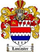 $8.99 for Lancaster Family Crest / Lancaster Coat of Arms