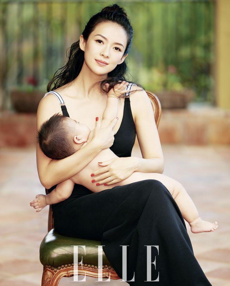 Actress Zhang Ziyi  http://www.chinaentertainmentnews.com/2016/08/zhang-ziyi-covers-elle-magazine.html