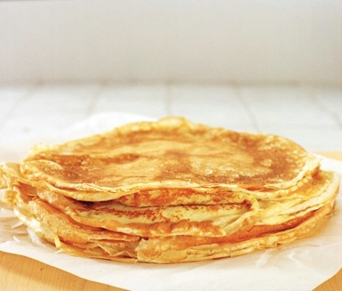 Mmmm...there's nothing like Swedish pancakes! My favorite!!! Everrrrrrrr