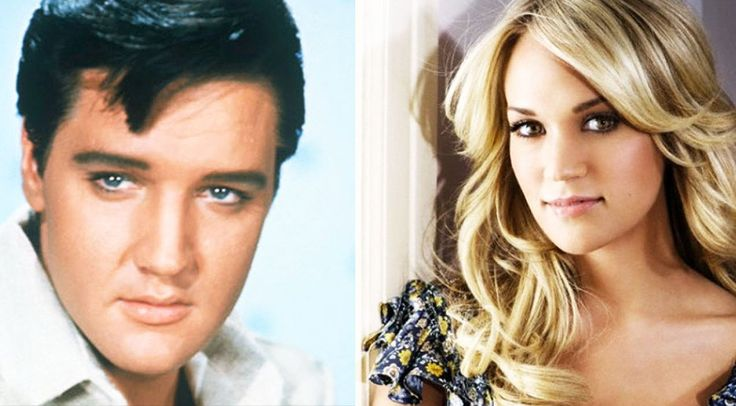 Carrie Underwood's Voice Joins Elvis For A Heart-Stopping 'I'll Be Home For Christmas' Duet