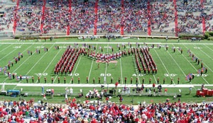 Ole Miss Band
