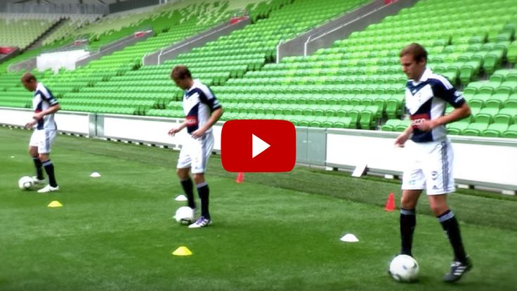 Football Ball Control Drills. The best soccer/football videos, drills and articles on the web for soccer/football coaches.