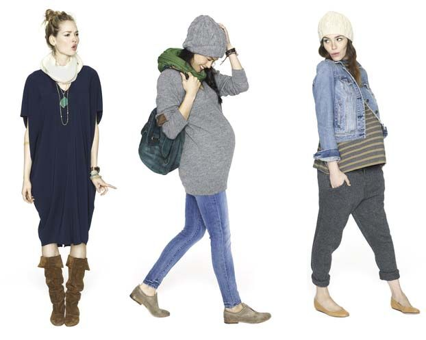 looks de otoo para embarazada comparte mi moda