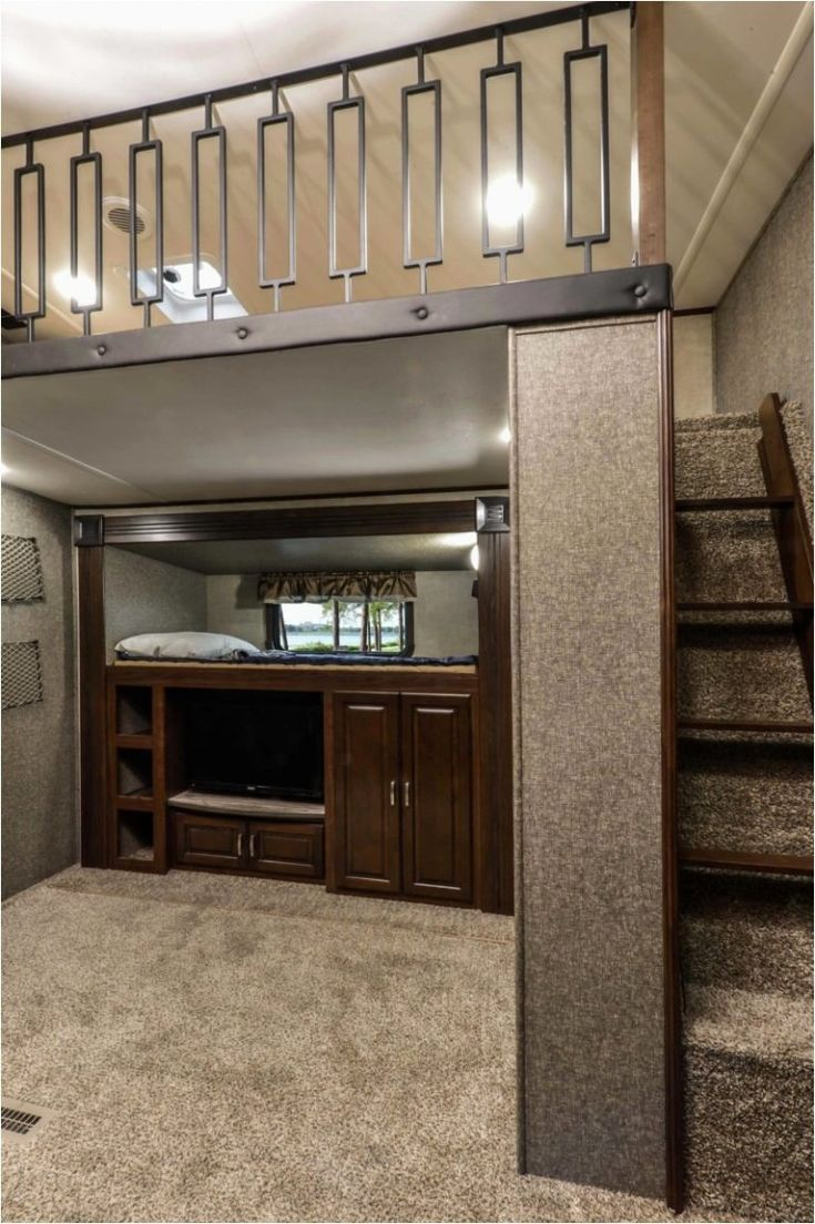 Elegant Picture Of Rv Bunkhouse Ideas Bunk House Rv