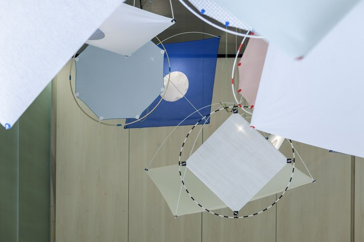 The poetic SHIELDS installation by Studio Wieki Somers