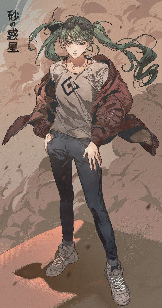 50 best Miku Hatsune images on Pinterest   Anime girls ...