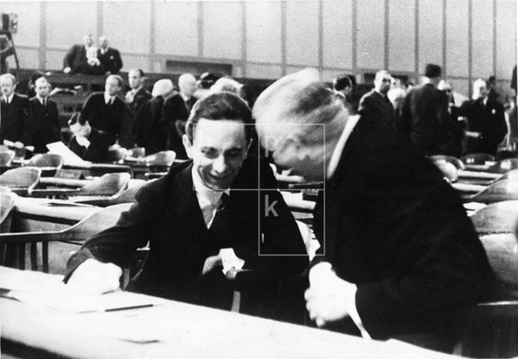 23 September 1933 in Geneva with Konstantin von Neurath