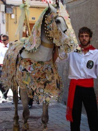 caballos del vino, ~ murcia spain