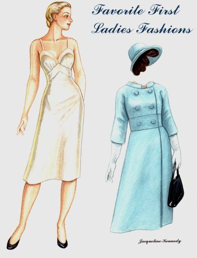 first ladies paper dolls jacqueline kennedy