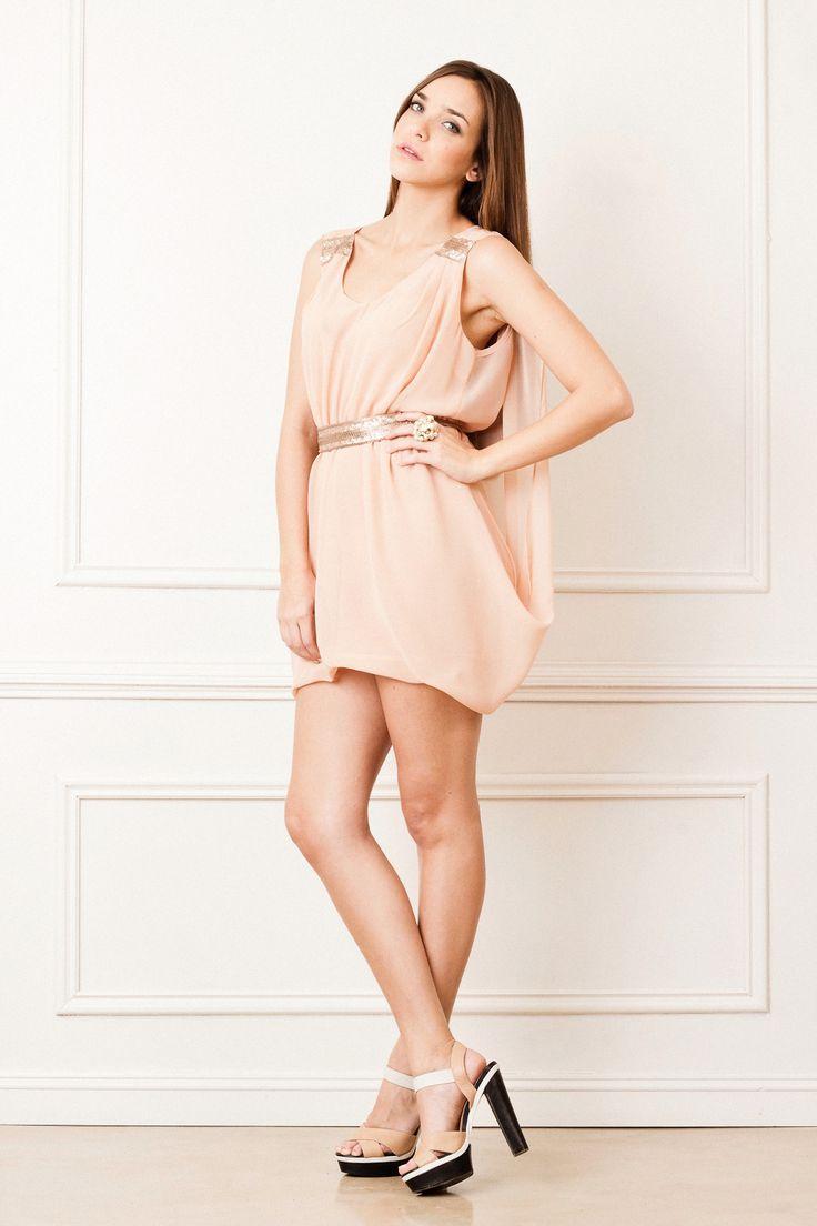 Vestido Donna Karan Corto