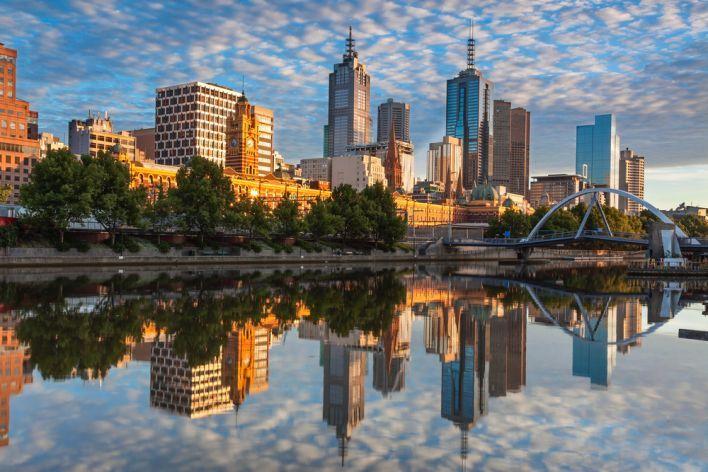 Prachtige street art, een fantastisch nachtleven en schitterende stranden: Melbourne in Australië is dé stad voor soloreizigers | newsmonkey