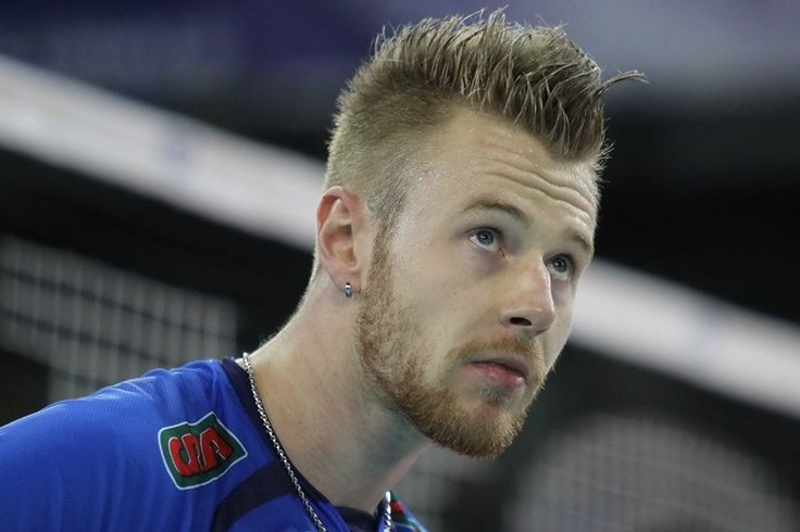 Ivan Zaytsev * Italian National Team Volleybal Player
