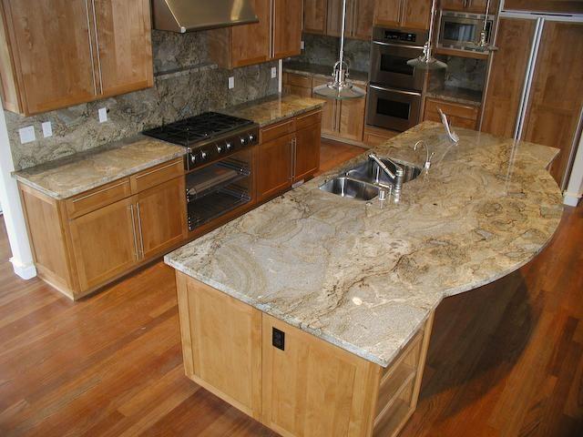 Natural Stone & Granite in the Kitchen | Kitchen Mart Sacramento Bath and Kitchen Remodeling