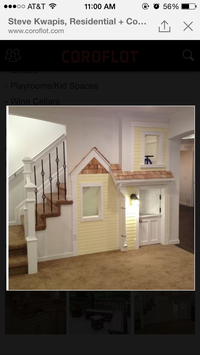 25+ Best Ideas About Under Stairs Playhouse On Pinterest