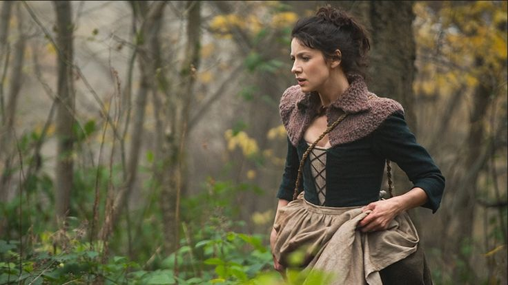 Outlander Knitting Caplet S1E4 I really want to make this!