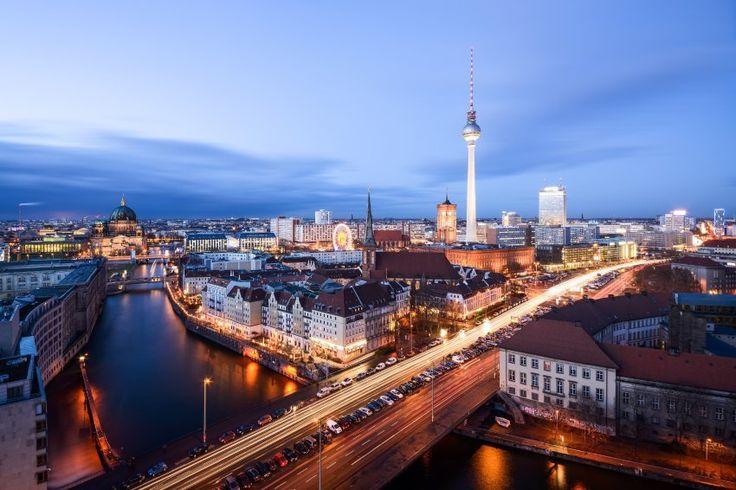 Die besten Städte für  Schwule und Lesben ? In Berlin gibt es seit den...