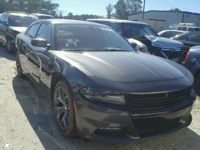 Salvage 2015 Dodge Charger Rt Sedan For Sale | Salvage Title