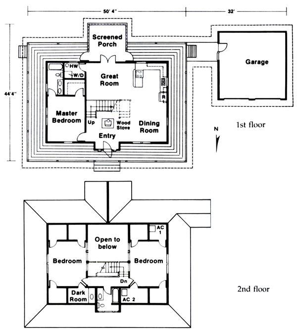 Florida Cracker House Plans Florida