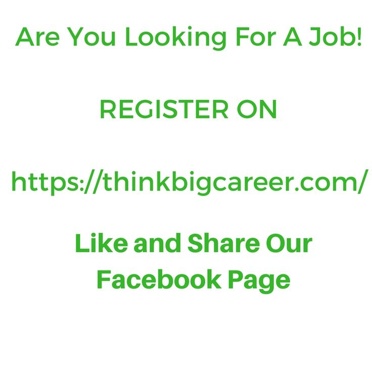 65 best ThinkBigCarrier-Recruitment Services images on Pinterest - sales job description