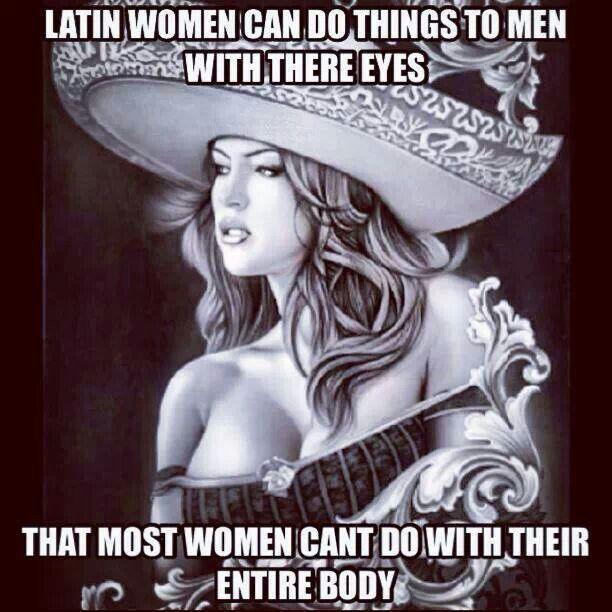 Latin women ;) #uff