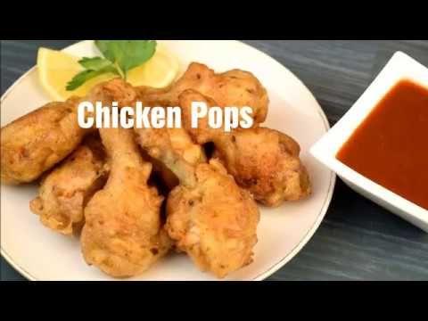 How to make Chicken Lollipop | Chicken Wings Recipe | Indian appetizer -...