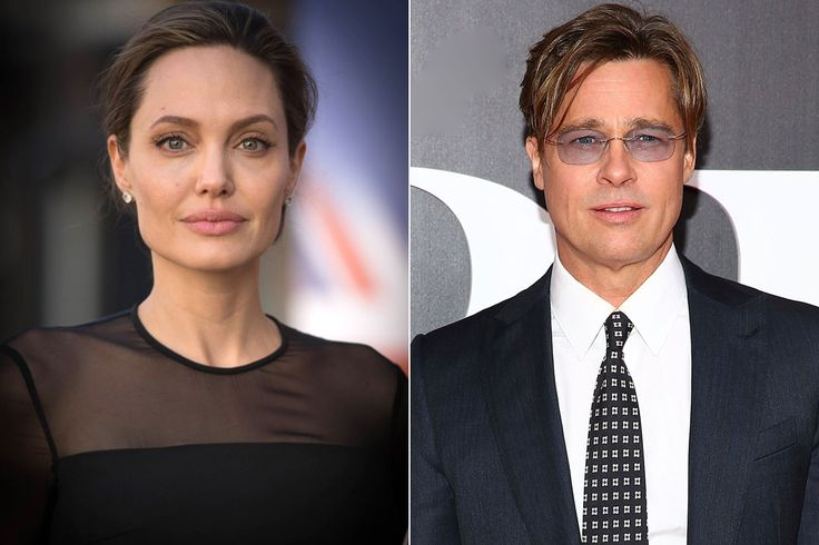 Angelina Jolie + Brad Pitt Reportedly Reach Temporary Custody Agreement