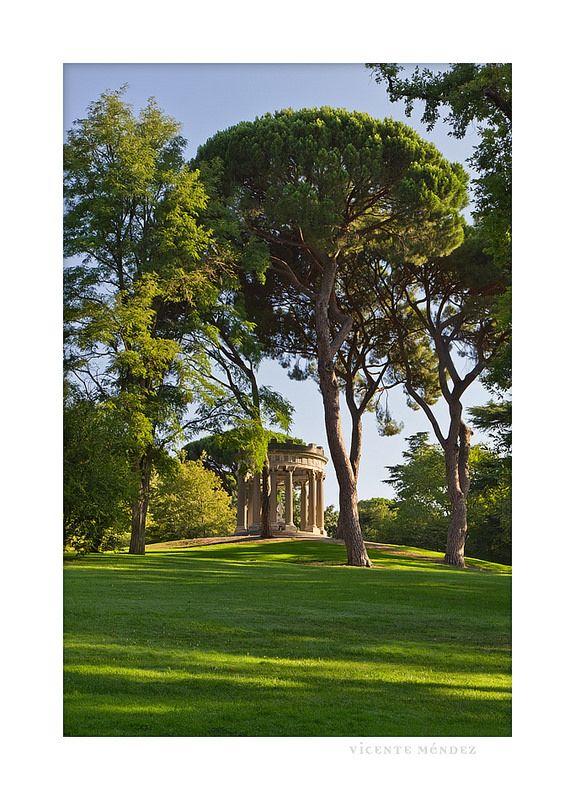 Las 25 mejores ideas sobre parque del capricho madrid en for Jardin historico el capricho paseo alameda de osuna 25