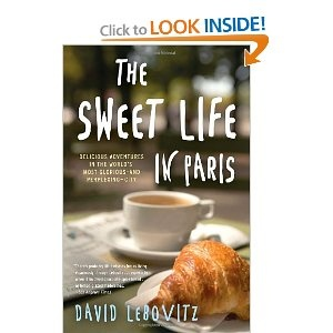 """The Sweet Life In Paris, the fifth book from Lebovitz, celebrated pastry chef and Chez Panisse alum, is a bit of a misnomer: this feisty memoir-with-recipes is just as tart as it is sweet. Writing with the same cheeky tone that has made his blog one of the most popular food sites on the Internet, Lebovitz presents an eclectic collection of vignettes illustrating his experiences living as an expatriate in Paris."""