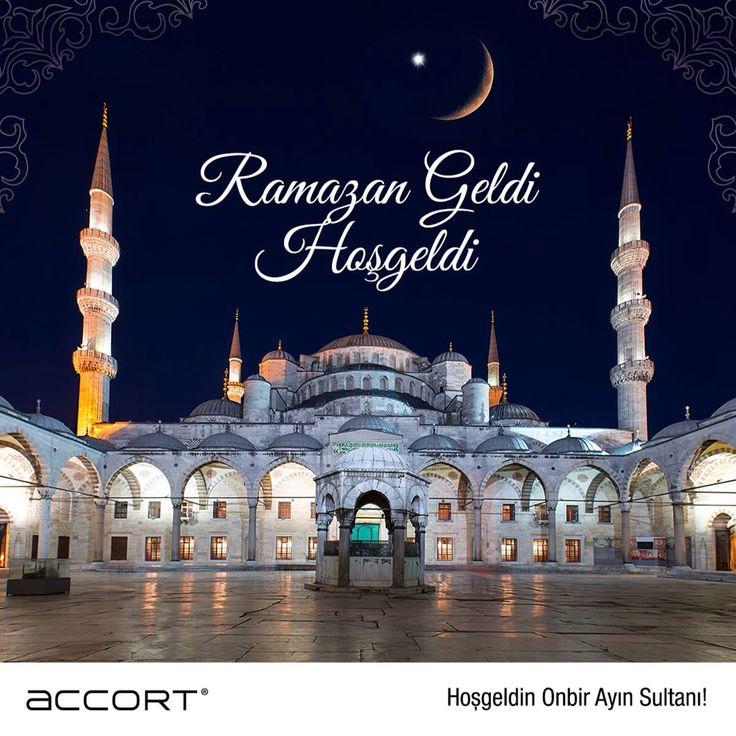 Hoşgeldin Onbir Ayın Sultanı  #ramazan #ramadan #onbirayinsultani #oruç #oruc #iftar #sahur