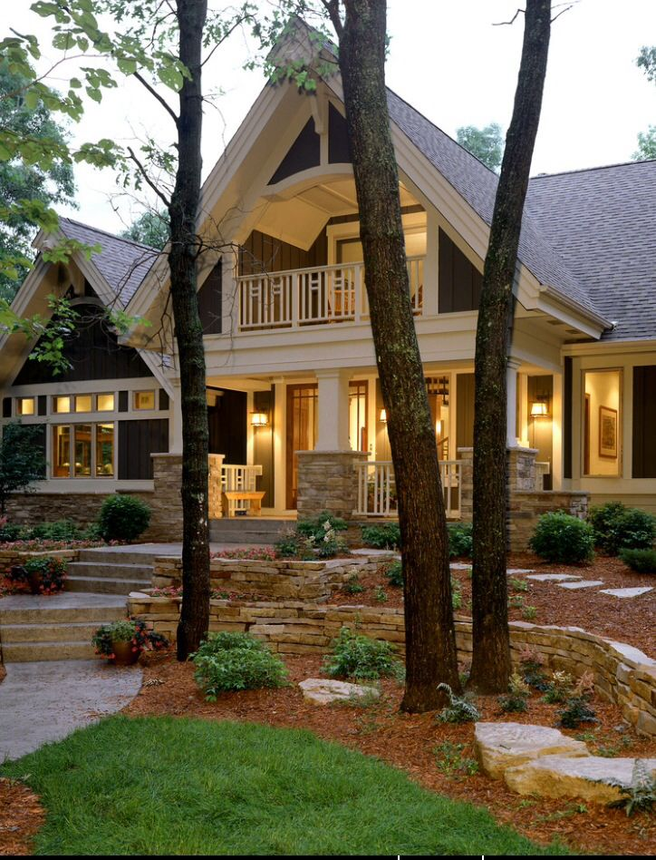 Love this surrounding #dream #home
