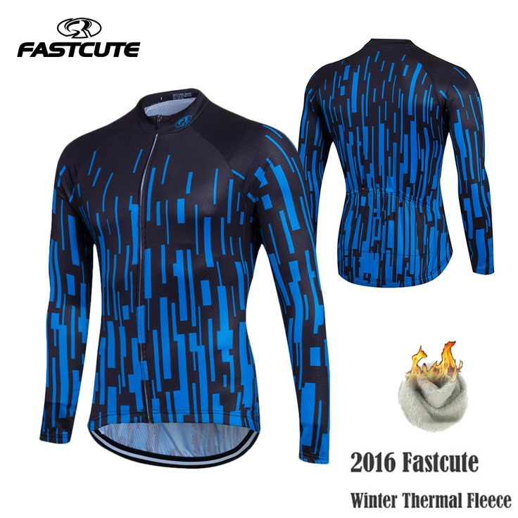 Fastcute Cycling Jersey Long Sleeve Sports Clothing Men Full Voyage Mondiale Cycle Bicycle Clothes Rear Pockets Zippered Shirt
