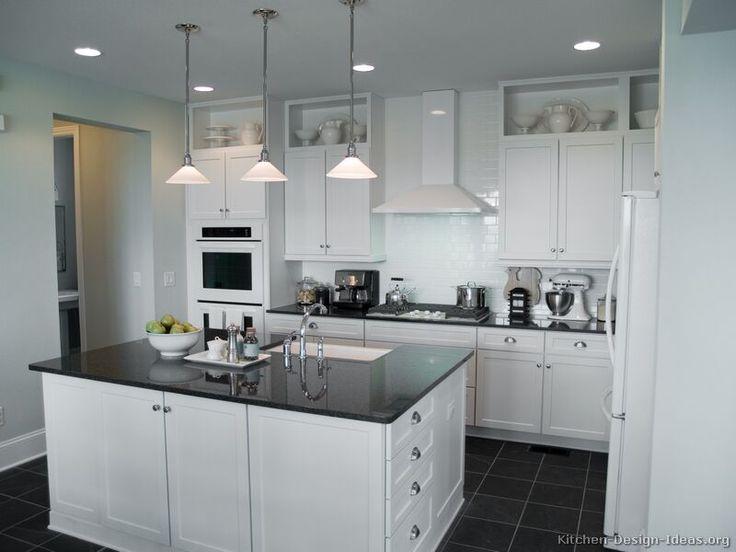 Kitchen Design White Cabinets Stainless Appliances 30 best kitchen designs images on pinterest | kitchen ideas, white
