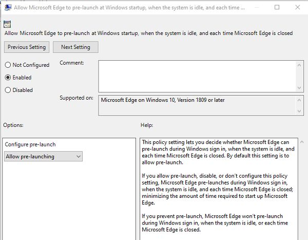 Disable Microsoft Edge From Running In The Background In Windows 10 Windows 10 Microsoft Cool Desktop Wallpapers