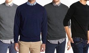 Groupon - 2 pullover in lana misto cashmere. Vari colori disponibili a [missing {{location}} value].prezzo €26,99